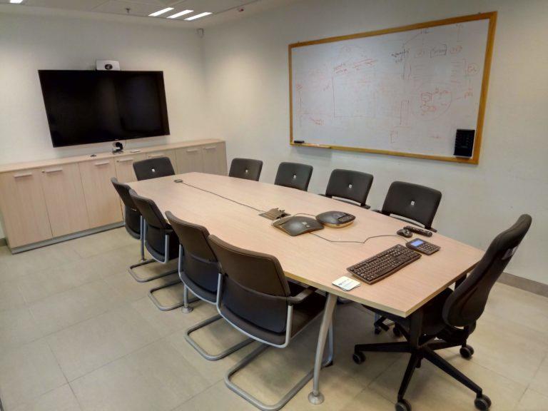 חדרי וידאו קונפרנס – מכון ויצמן למדע